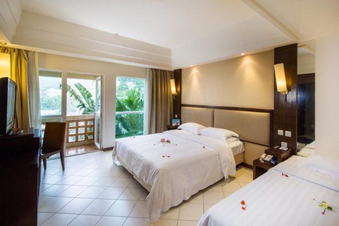 Номер отеля Cactus Resort Sanya 4*