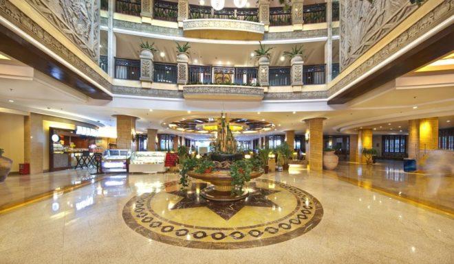 Отель Cactus Resort Sanya 4*
