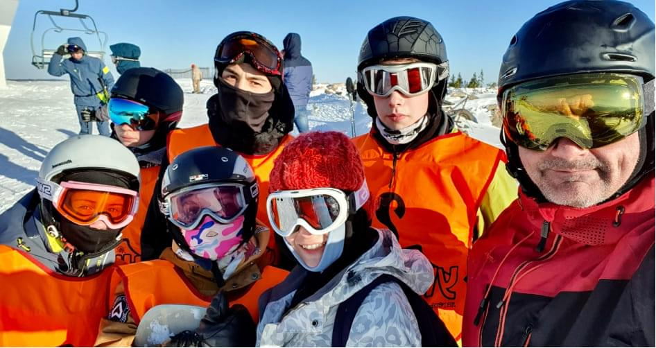 Зимний лагерь УникУм