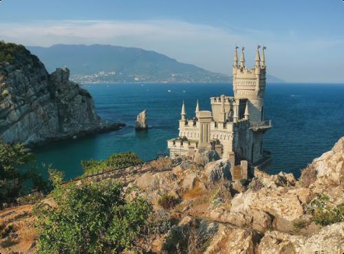 Крым и Сочи