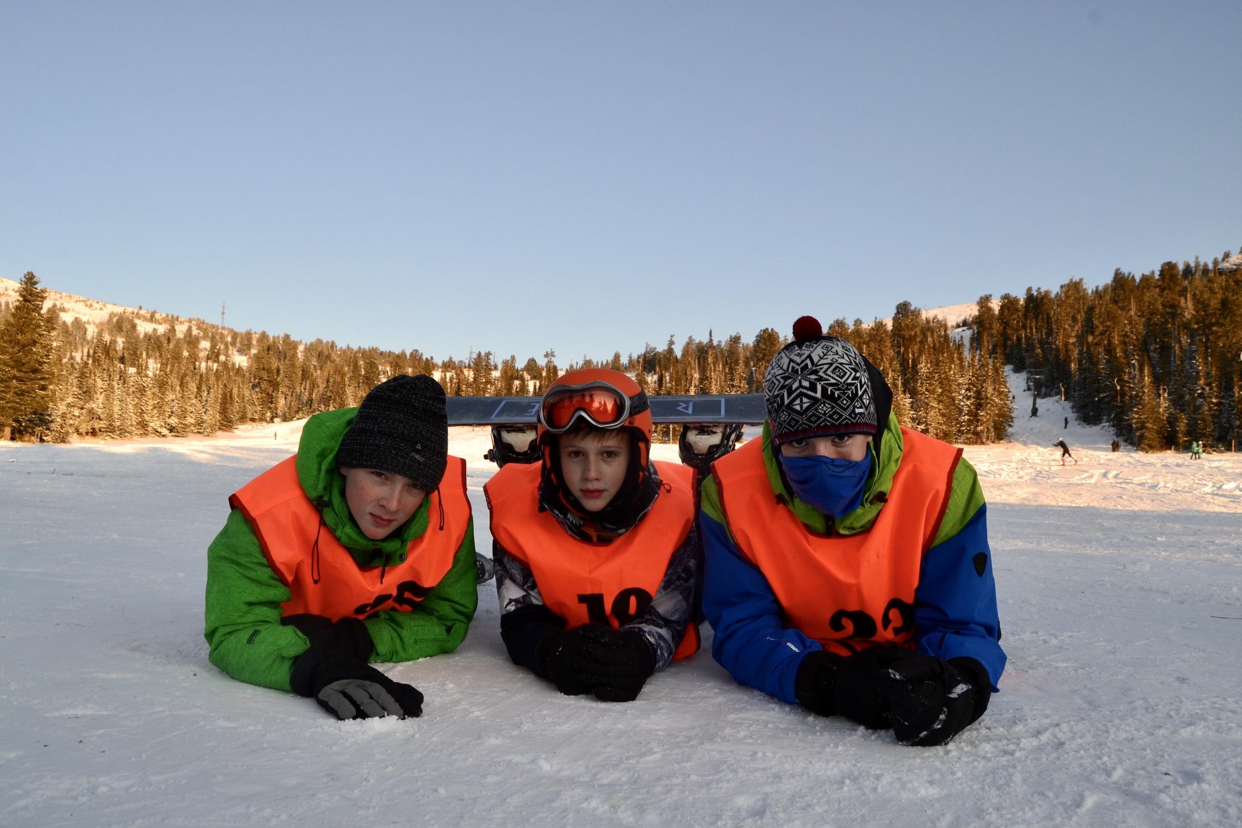 Весенний лагерь Уникум и Школа сноуборда